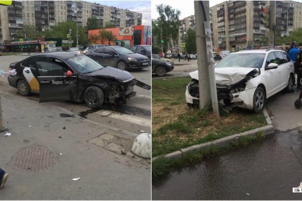 По мнению автоэксперта, светофоры провоцировали водителей на превышение скорости, из-за чего случались аварии