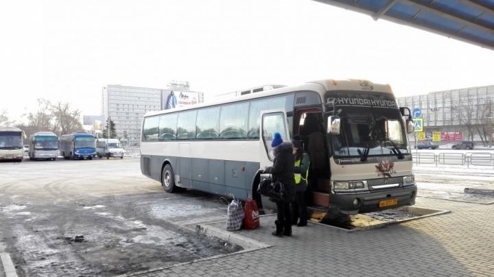К нелегалам на междугородних маршрутах в Челябинской области применят новые меры