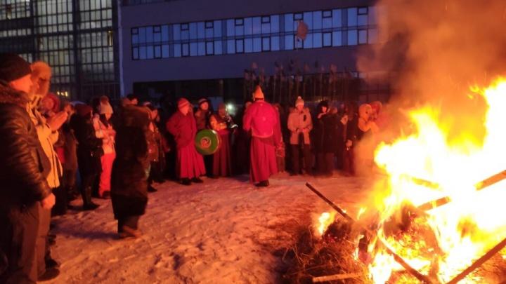 Снова Новый год: новосибирские буддисты приготовились отметить Сагаалган