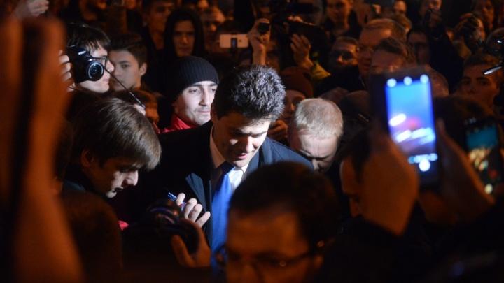 Назначенный Высокинским парламентер передумал собирать тридцатку горожан на переговоры с мэром
