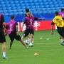 «Игра с россиянами — это вызов»: сборная Уругвая показала в Самаре акробатический футбол