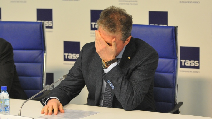 Гендиректор УГМК Андрей Козицын вылетел из списка богатейших людей мира