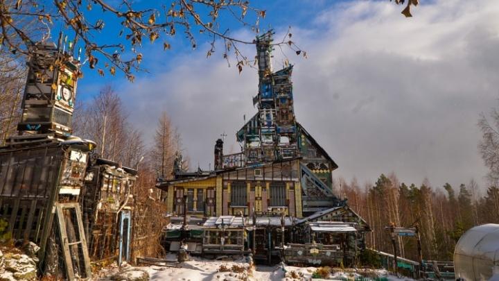 Когда архитектору снесло крышу: шесть фантастических домиков из российской глубинки