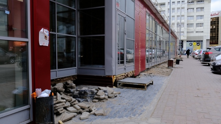 «Шантаж и месть»: представители ТСЖ Перми высказались о новых штрафах за размещение киосков