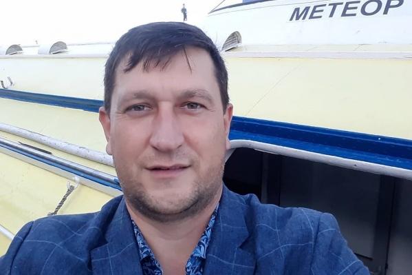 Василий Печников несколько лет назад уехал из Волгограда на заработки