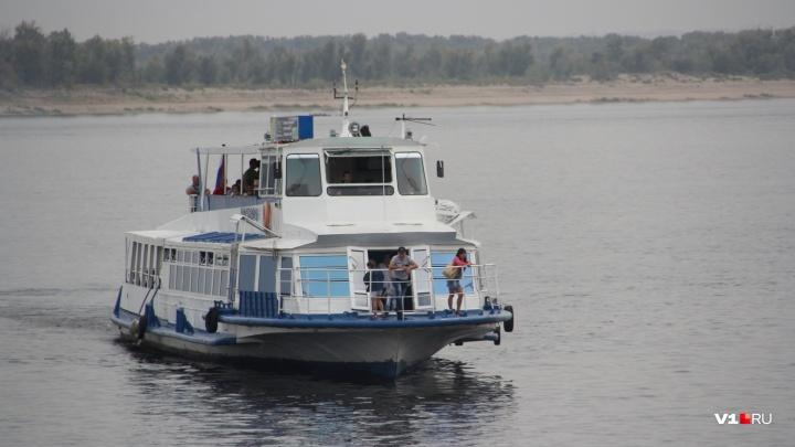 В Волгограде с 1 мая открываются два речных маршрута