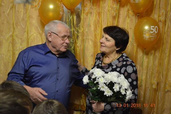 Николай и Тамара Роотс вместе уже полвека