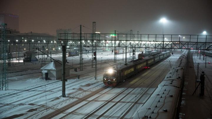 РЖД сделали в Новосибирске ещё одну остановку для поездов из Средней Азии