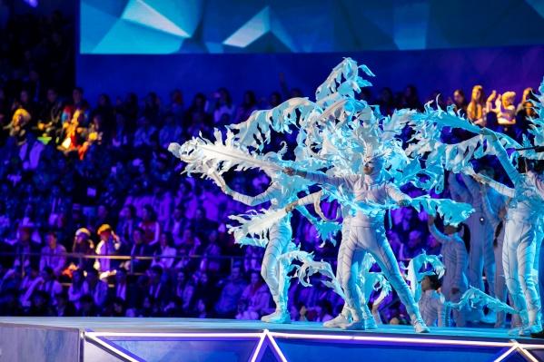 Шоу под руководством Ильи Авербуха получилось красочным