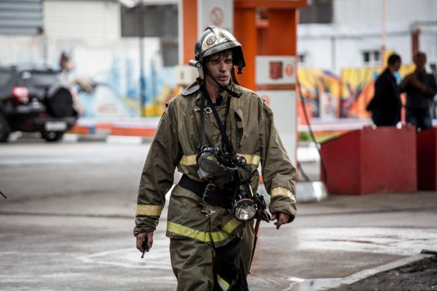 Наулице обнаружили обгоревший труп женщины— Ужас вНовосибирске