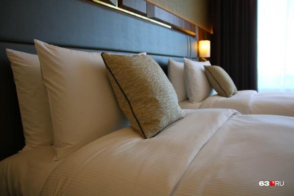 Проживание в номерах в четырехзвездочном отеле стоило в два с половиной раза больше, чем устанавливает закон