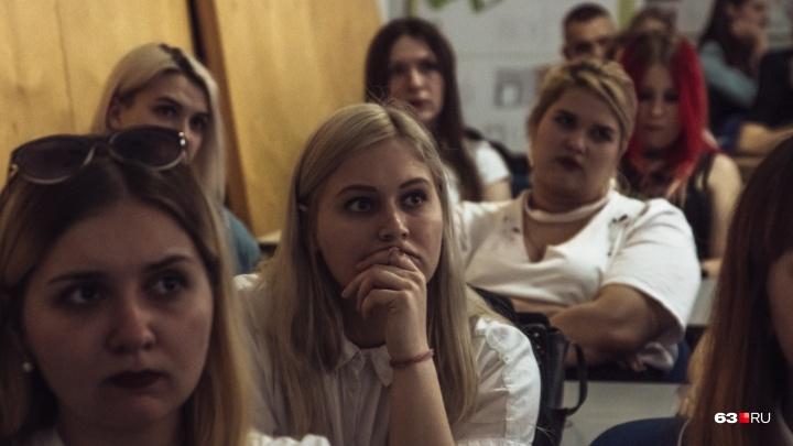 Правительство решило повысить стипендии самарским студентам