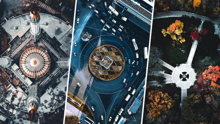 Выше башкирского неба: смотрим на нестандартную Уфу глазами нестандартных фотографов