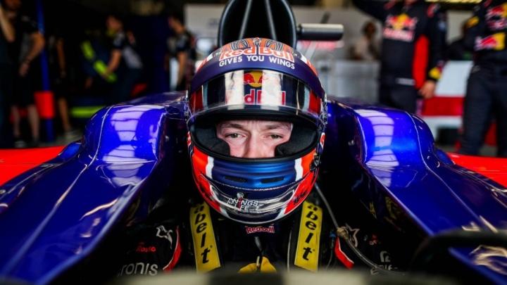Уфимский автогонщик Даниил Квят подписал контракт с «Формулой 1»