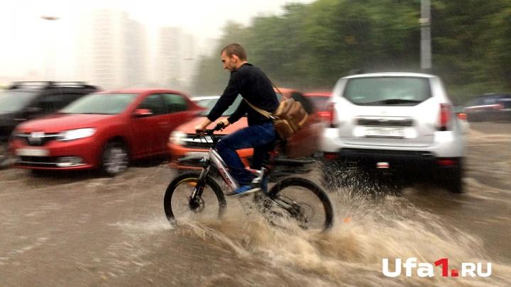 Порывы ветра до 22 метров в секунду: в Башкирии объявили штормовое предупреждение