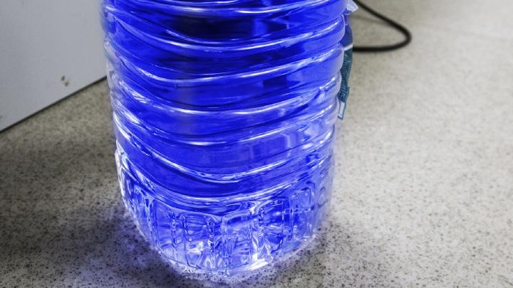 У жителя Самары нашли 14 тысяч бутылок ядовитой незамерзайки