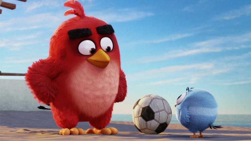 Разработчик Angry Birds судится с башкирскими предпринимателями