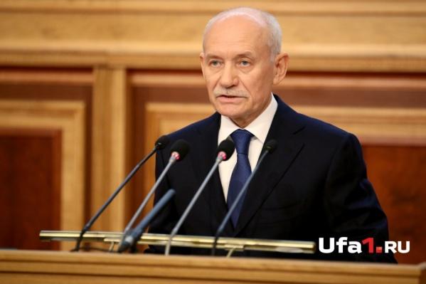 Глава республики назвал президента лидером, который способен сплотить страну