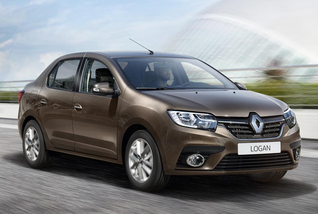 Рестайлинг Renault Logan носит косметический характер, но цена базовой версии возросла на 10 тысяч
