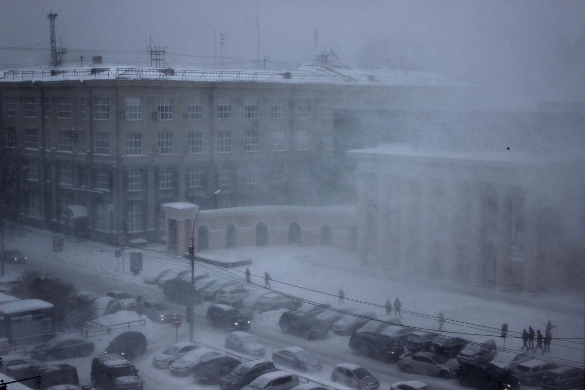 В Новосибирске в конце недели ожидаются снегопады и мороз до –22 градусов