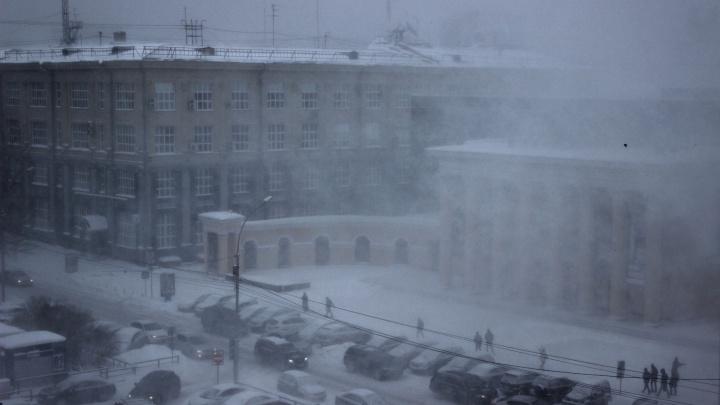 Снег и арктический холод: погода в Новосибирске испортится к выходным