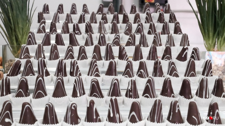 Почти 500 тысяч рублей из бюджета Прикамья потратят на покупку конфет для правительства