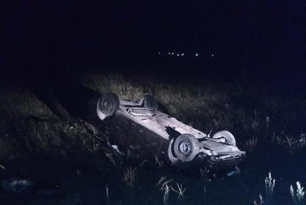 18-летний парень на Chevrolet Lanos устроил ДТП и отправил в больницу четверых