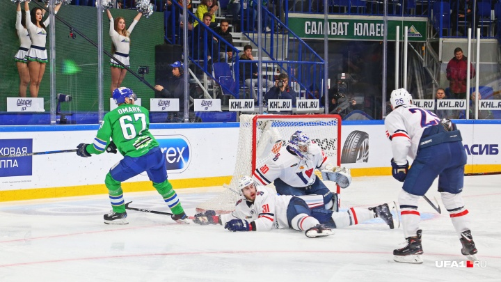 «Сочи» поиздевались над Умарком в преддверии матча с «Салаватом Юлаевым»