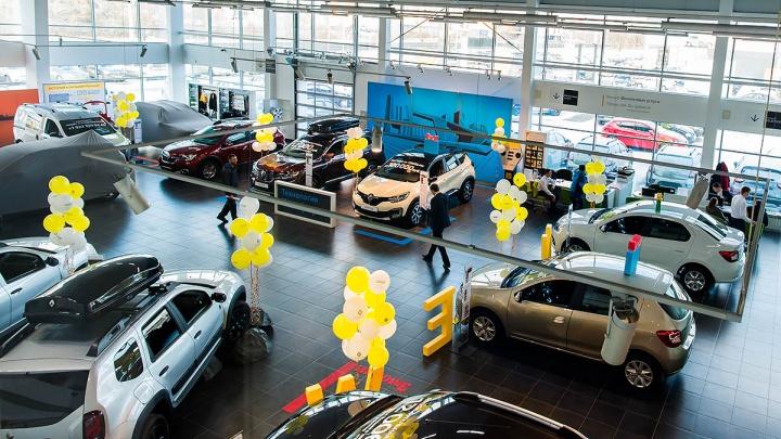 120 лет драйва: компания Renault отмечает юбилей и дарит подарки клиентам