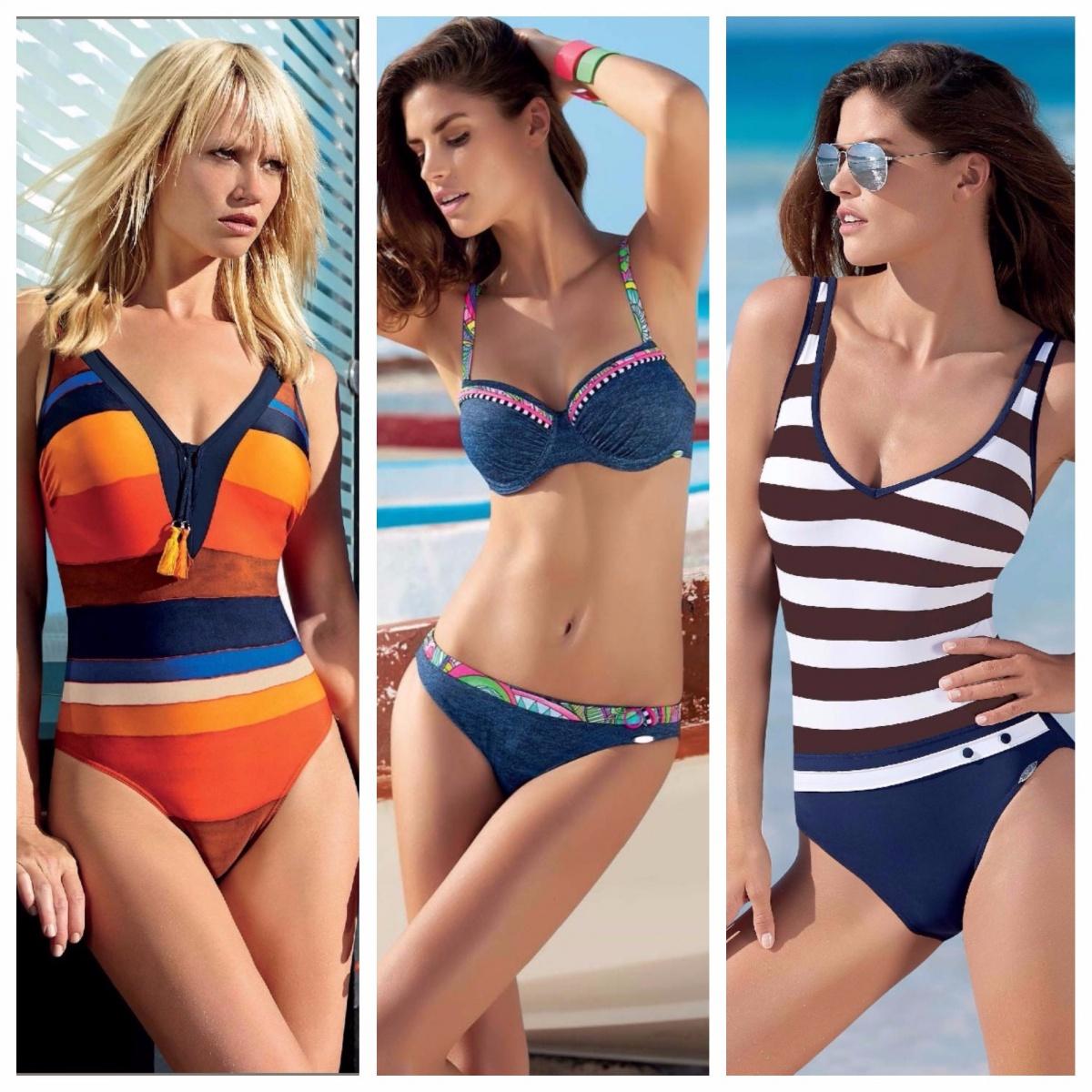 Начинается распродажа купальников и нижнего белья со скидками до 50 %