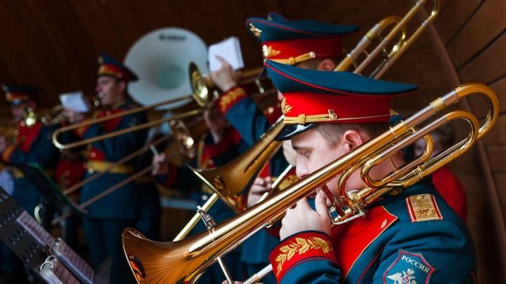 Марш над Волгой: в День Победы в Самаре военный оркестр сыграет праздничное попурри