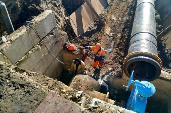 На модернизацию и реконструкцию централизованных систем холодного водоснабжения и водоотведения в Кургане нужно около двух миллиардов рублей