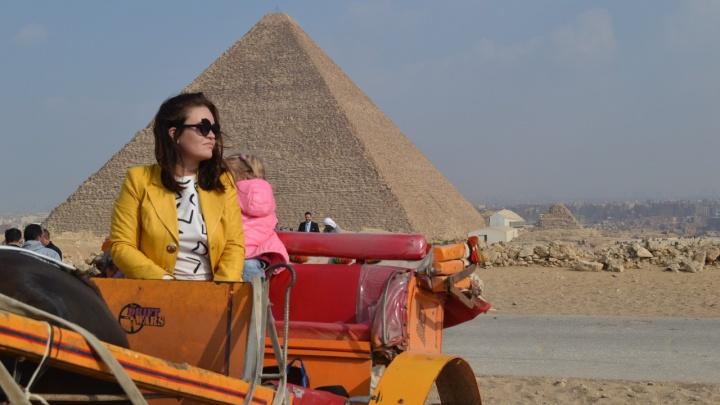 «Приезжаю в Екатеринбург как будто из деревни»: молодая мама — о разнице жизни на Урале и в Египте