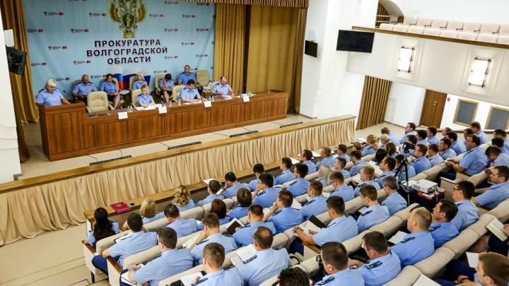 В Волгоградской области ежедневно происходит 107 преступлений и 192 нарушения