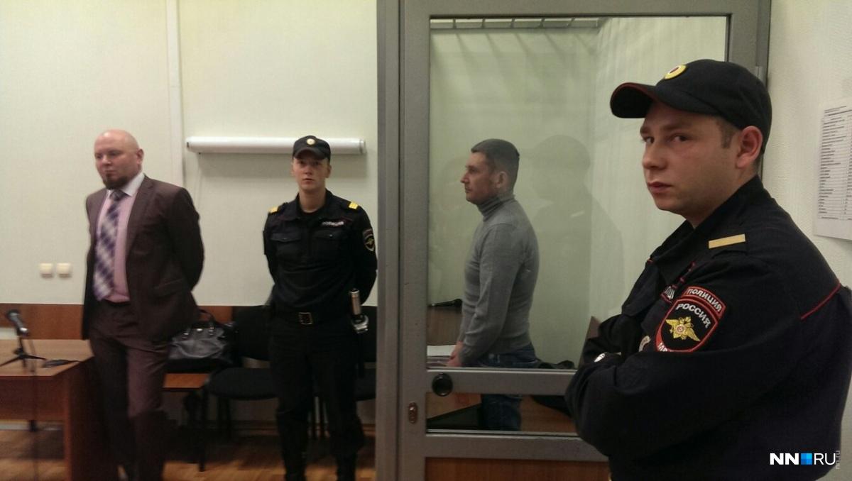 Александр Макаров воздержался от комментариев после оглашения приговора