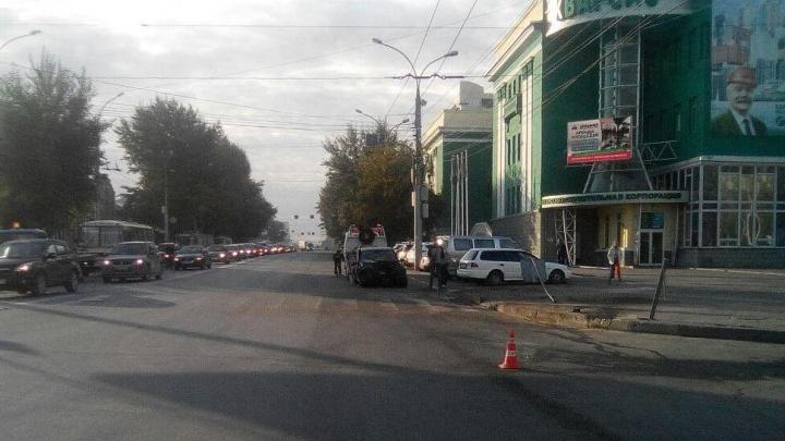 Четверо получили травмы в ночном ДТП на Кирова