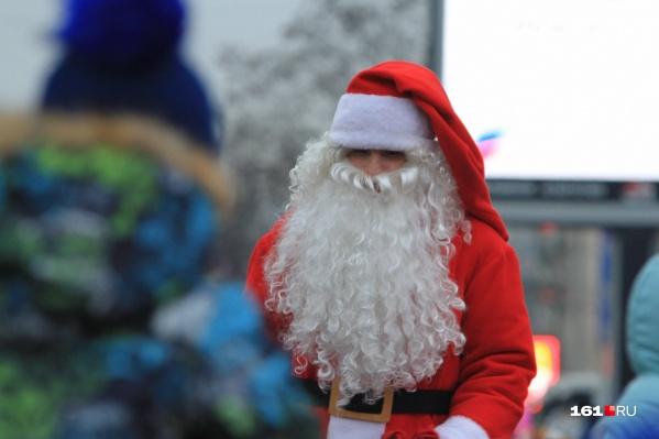 Уже завтра Дед Мороз приедет в ростовский зоопарк
