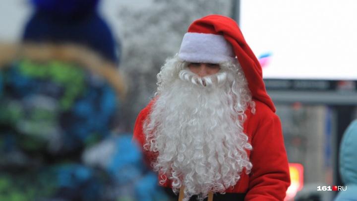 Праздник к нам приходит: в ростовском зоопарке открывается резиденция Деда Мороза