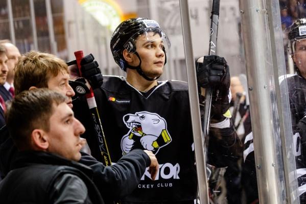 Артём Пеньковский несколько лет отыграл за черно-белых