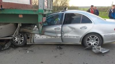 В ДТП на трассе «Дон» погибли два человека
