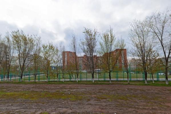 Этот стадион открыли в 2006 году