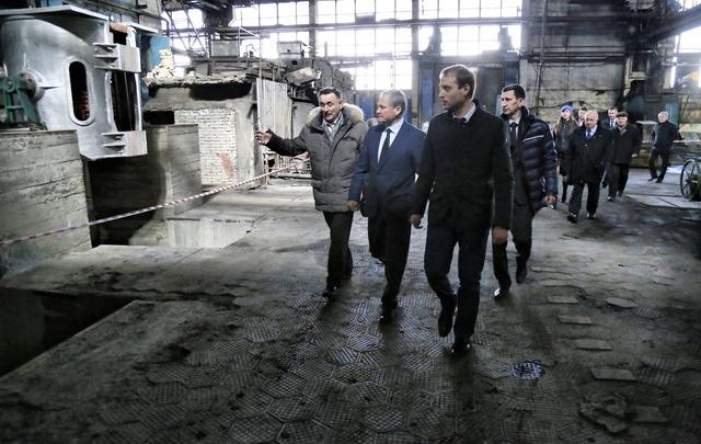 Глава Зауралья и гендиректор ООО «Пульсатор» подписали первый в регионе инвестконтракт