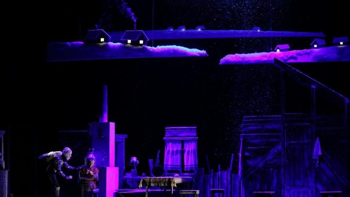 «В этом спектакле очень много любви»: премьера в Курганском драматическом театре