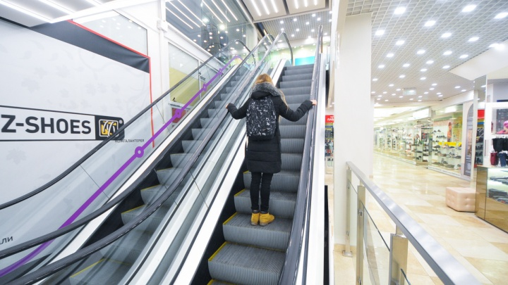 Выходные после Кемерово: посещаемость в торговых центрах Екатеринбурга снизилась на 8,8%