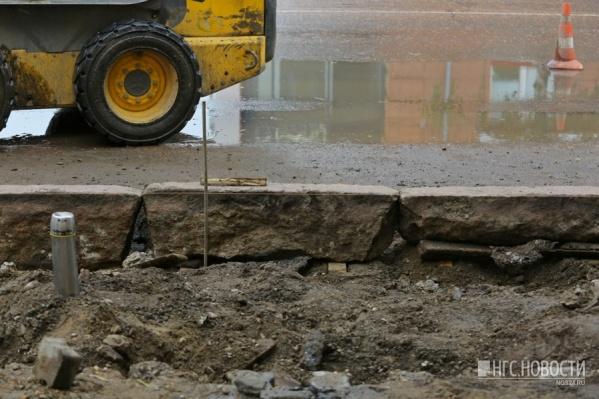 В 2018 году в Красноярске планируется отремонтировать десятки важнейших улиц и центр города