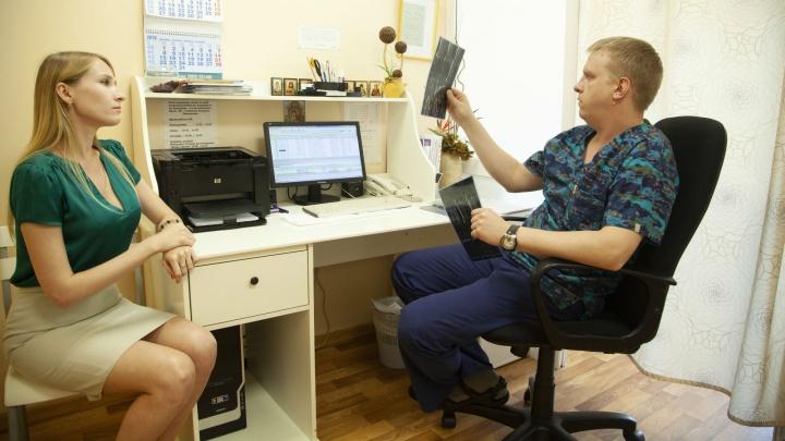 Омские врачи расскажут, как можно избавиться от боли в спине