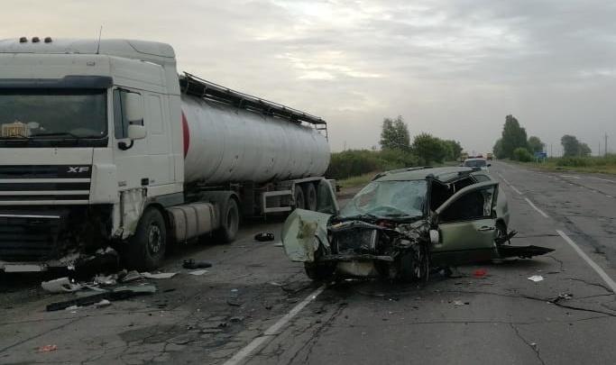 На трассе под Ульяновском погибли полицейские из Самарской области