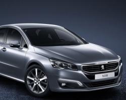 Новый Peugeot 508 – истинное лицо бизнес-класса!