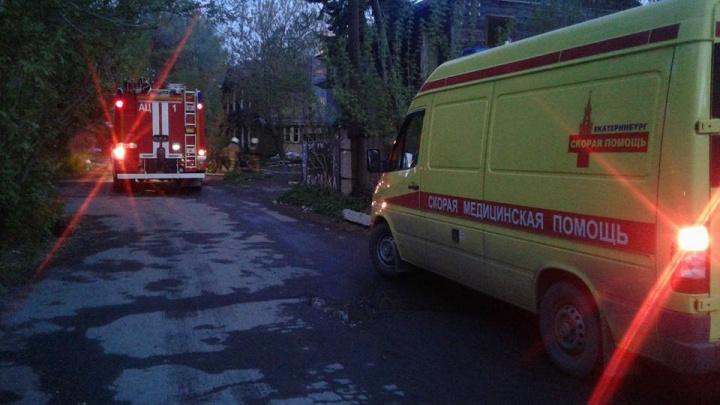 «Скорее всего, был поджог»: произошёл пожар в усадьбе на Декабристов, где раньше жила Майя Плисецкая