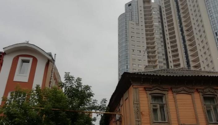 Станет «поселением»? Строительство высоток в центре Самары хотят запретить